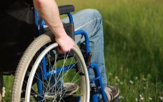 Рассчитываем размер инвалидной коляски