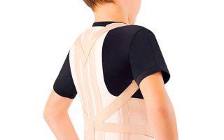 Как подобрать и использовать детский грудопоясничный корсет для коррекции дефектов позвоночника