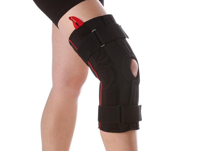Полужесткий ортез на коленный сустав
