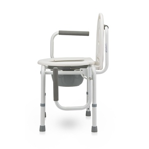 Стул-кресло с санитарной емкостью fs813l