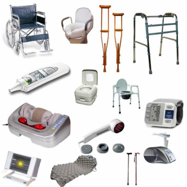На сегодняшний день разработано несколько сотен моделей и модификаций различных средств реабилитации