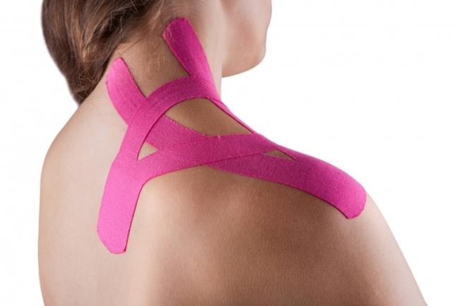 Тейпирование плечевого сустава