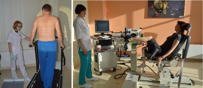 Реабилитация пациентов после эндопротезирования коленного сустава